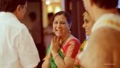 keerthi suresh sister wedding reception photos 0923 002