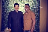 abu salim at minister mk muneer son wedding pictures 401