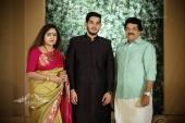 mg sreekumar at minister mk muneer son wedding photos 600