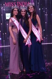 femina miss india 2018 winner anukreethy vas images