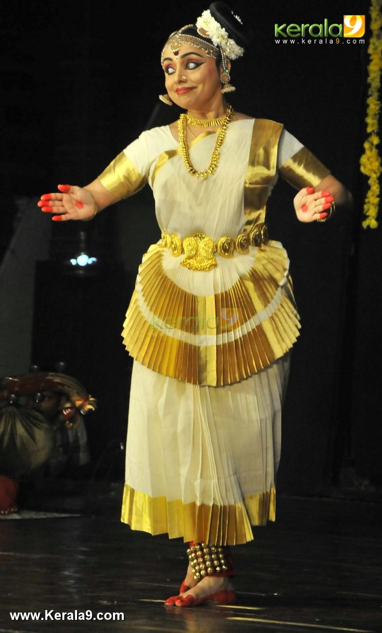 mohiniyattam dance performance photos 0923