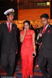 namitha pramod at muktha reception photos 155