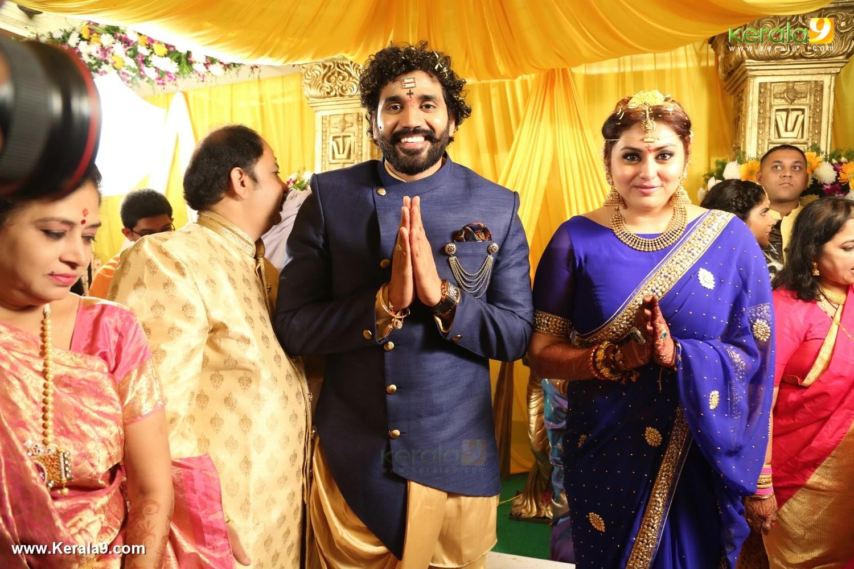 namita marriage photos 001