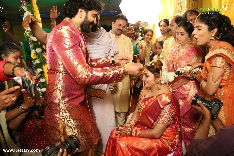 namitha wedding in tirupati photos
