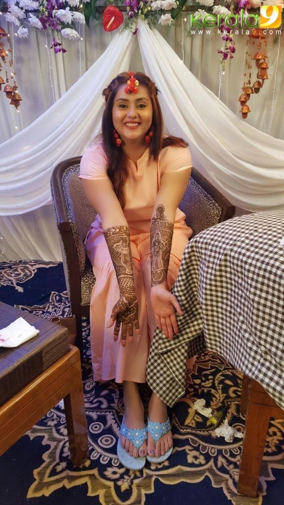 namitha wedding mehndi ceremony photos 00