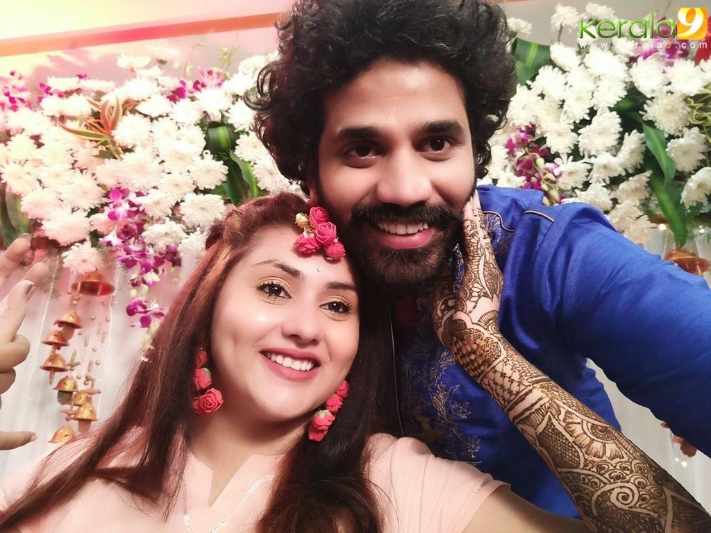 namitha wedding mehndi ceremony photos 002