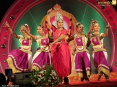 navya nair dance performance in karikkakom devi temple photos 222