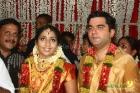 368navya nair wedding reception photos 003 0