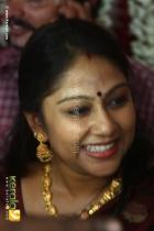 4253navya nair wedding reception photos 0