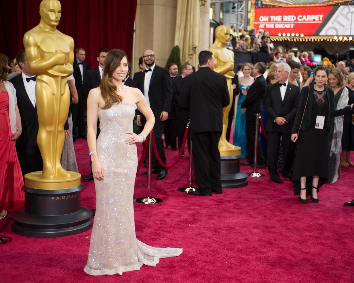 2014 Oscars Red Carpet