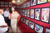 parvathy jayaram at mohan kollam photo exhibition at chennai photos 004