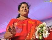 mercy kutty at pinarayi vijayan oath as kerala chief minister photos 300