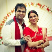 singer gayatri asokan wedding photos 004