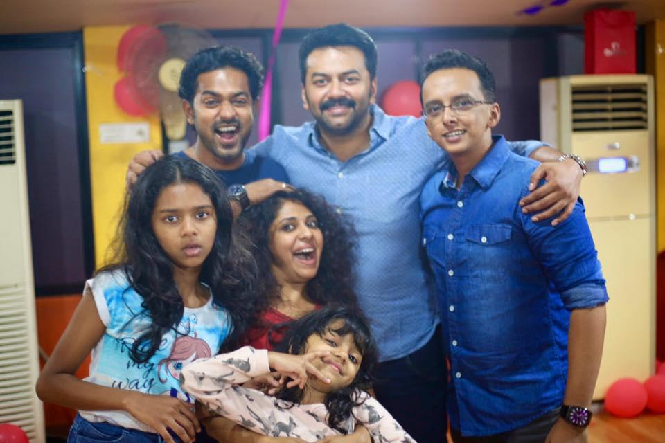 poornima indrajith birthday celebration photos 034 003