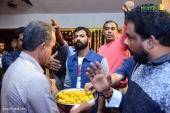 pranav mohanlal aadi movie first day shooting photos 111 023
