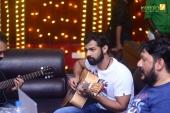 pranav mohanlal aadi movie first day shooting photos 111 046