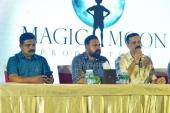 prithviraj movie kaaliyan press meet photos
