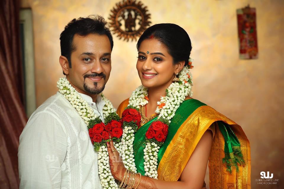 priyamani marriage photos