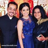 priyamani wedding reception photos