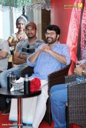 mammootty at pullikkaran stara red fm promotion photos 024
