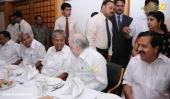 ramesh chennithala organises iftar party photos 030