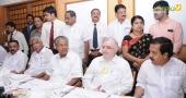 ramesh chennithala organises iftar party photos 041