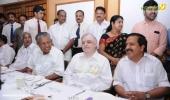 ramesh chennithala organises iftar party photos 045