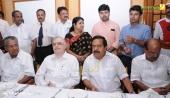 ramesh chennithala organises iftar party photos 047