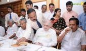 ramesh chennithala organises iftar party photos 056