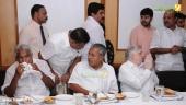 ramesh chennithala organises iftar party photos 080