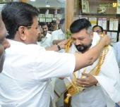 ramraj cotton thiruvananthapuram showroom inauguration photos 111 067