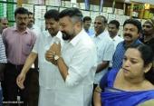 ramraj cotton thiruvananthapuram showroom inauguration stills 000 002