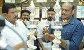 ramraj cotton thiruvananthapuram showroom inauguration stills 000 006