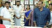 ramraj cotton thiruvananthapuram showroom inauguration stills 989
