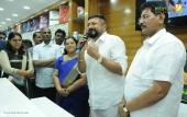 ramraj jayaram at cotton thiruvananthapuram showroom inauguration photos 100 002