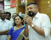ramraj jayaram at cotton thiruvananthapuram showroom inauguration photos 100 003
