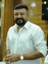 ramraj jayaram at cotton thiruvananthapuram showroom inauguration photos 100