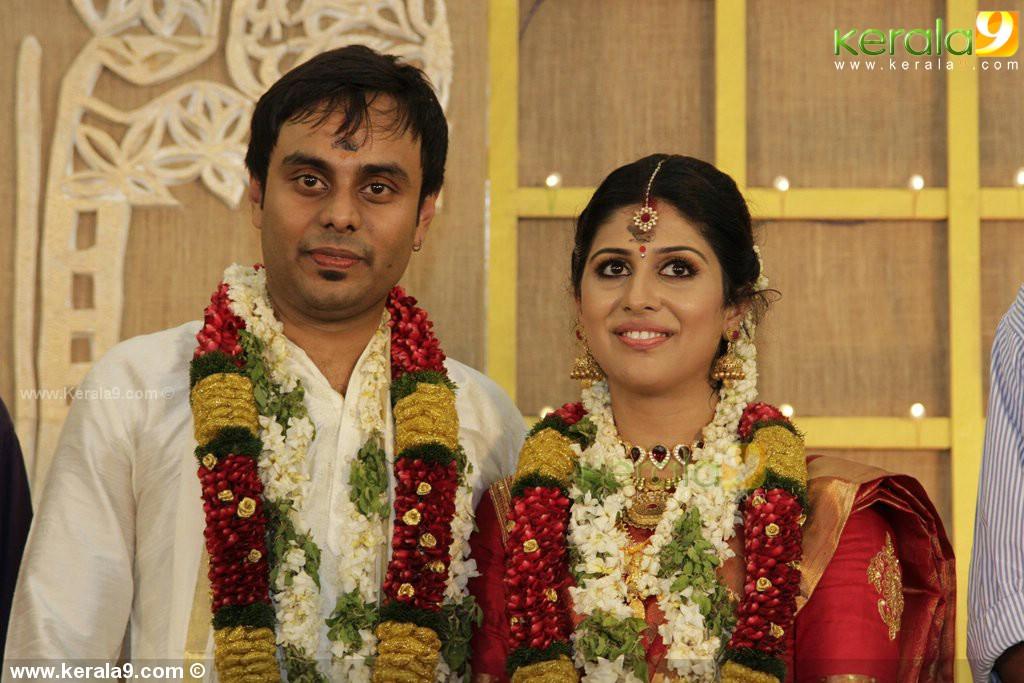 Renjini haridas wedding