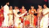 ravi pillai daughter arathi marriage photos kollam 095