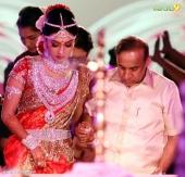 ravi pillai daughter wedding and reception photos  094