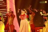 anu sithara at red fm malayalam music awards 2017 pics 222