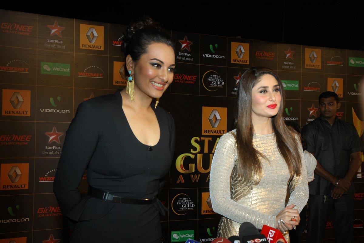 9th renault star guild awards kareena kapoor photos 002