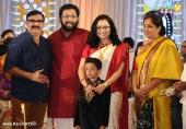 maniyanpilla raju at sabarinath mla divya iyer marriage photos  004