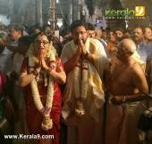 sabarinathan mla divya s iyer marriage photos 001