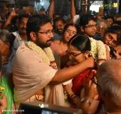 sabarinathan mla divya s iyer marriage photos 002
