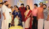 actor madhu at sabarinathan mla divya iyer marriage photos  080