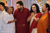 ak antony at sabarinath mla divya iyer marriage photos  00