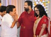 ramesh chennithala at sabarinathan mla marriage photos 031