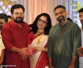 sabarinath mla divya iyer marriage photos  011
