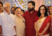 sabarinath mla divya iyer marriage photos  012
